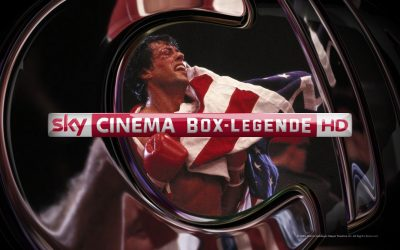 Skys Widmung an Rocky: Sky Cinema Box-Legende
