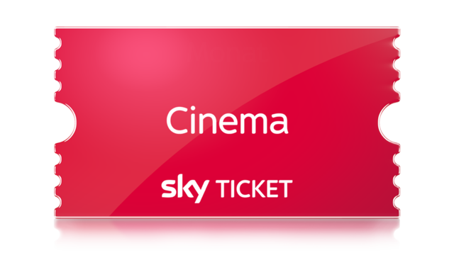 Das Sky Cinema Ticket