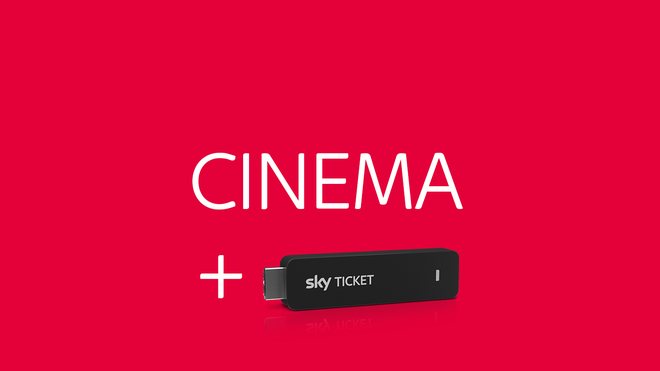 Das Sky Cinema Ticket Angebot mit TV Stick
