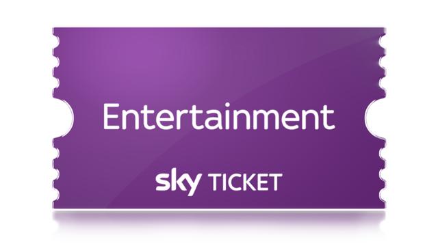Die Sky Eigenproduktion Britannia im Sky Entertainment Ticket