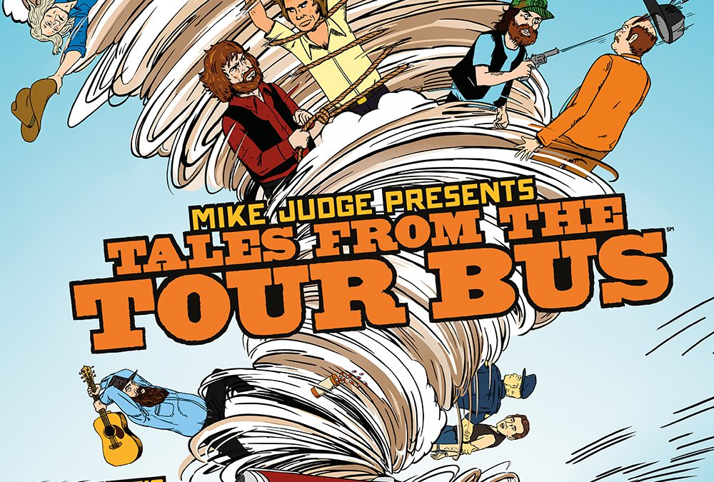"Sex, Drugs & Country Musik – ""Tales From The Tour Bus"" bei Sky"