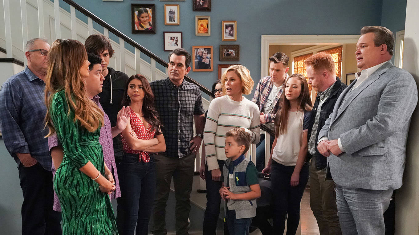 Modern Family im Sky Entertainment Paket