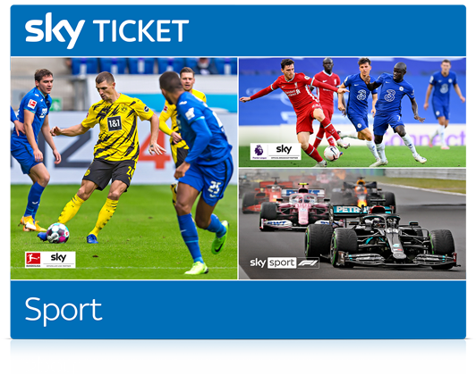 Das Sky Sport Ticket