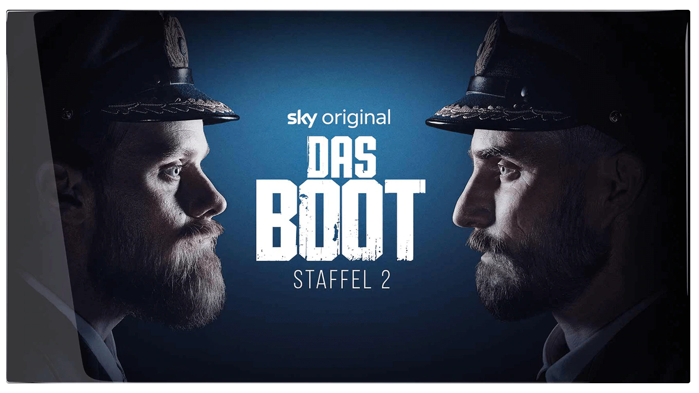 Die zweite Staffel Das Boot im Sky Entertainment Ticket