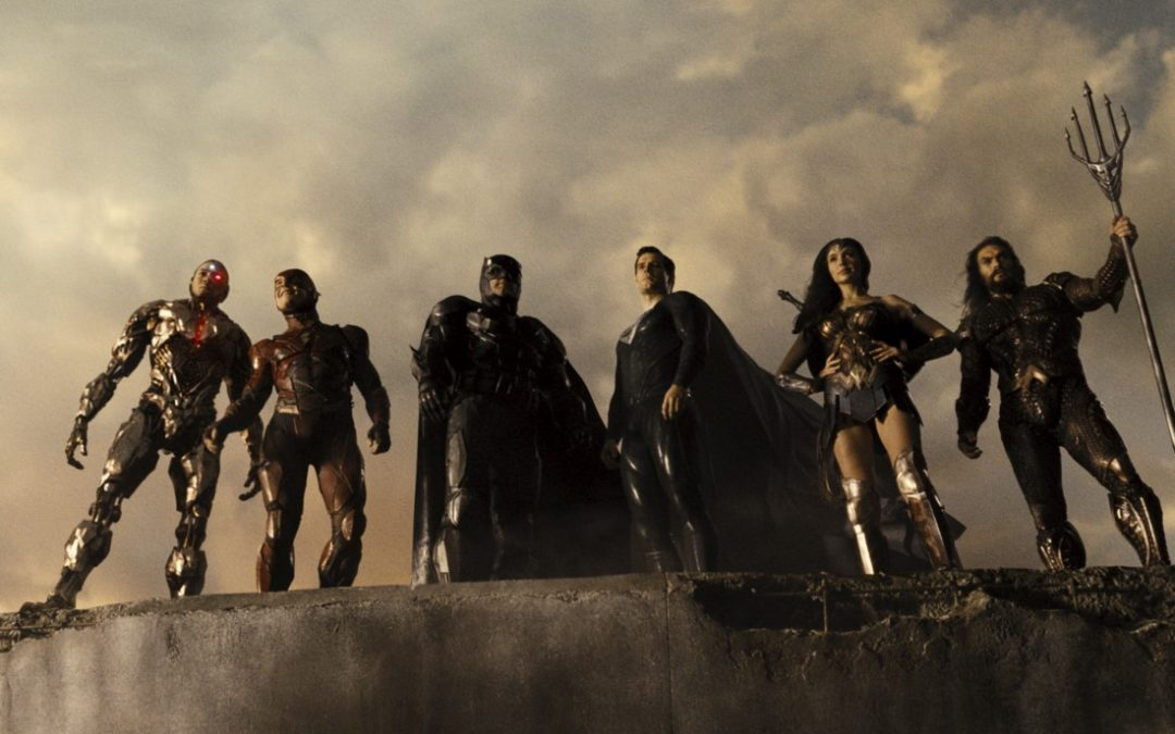 Zack Snyder's Justice League exklusiv bei Sky